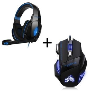 PACK CLAVIER - SOURIS PACK ACCESSOIRES : Pack Gaming pour PC THOMSOM (So