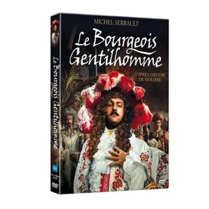 DVD SPECTACLE Le Bourgeois gentilhomme
