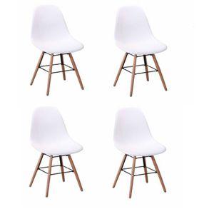Pied pour chaise de bureau achat vente pied pour - Lot 4 chaises blanches ...