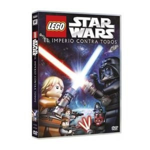 DVD FILM Lego Star Wars: The Empire Strikes Out (STAR WARS