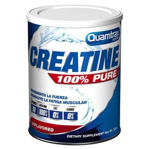 CRÉATINE QUAMTRAX - Creatine 100% Pure 300 g