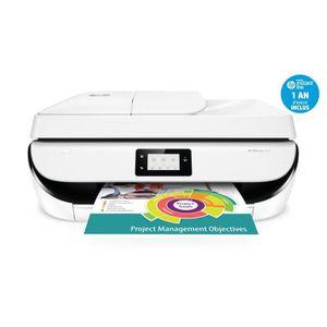 IMPRIMANTE HP Imprimante 4 en 1- Officejet 5232 - R/V automat