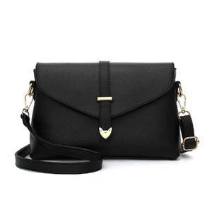 SAC À MAIN sac a main cuir simple petit sac bandouliere femme