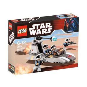 ASSEMBLAGE CONSTRUCTION Lego - 7668 - StarWars - Jeux de construction - Re