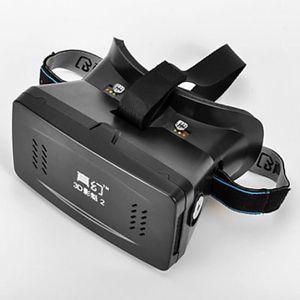 CASQUE RÉALITÉ VIRTUELLE Casque Réalité Virtuelle 3D pour Smartphone 3.5