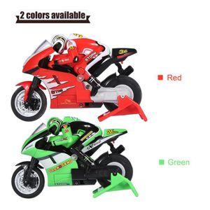 MOTO - SCOOTER 2.4GHz télécommande moto RC modèle moto jouet pour