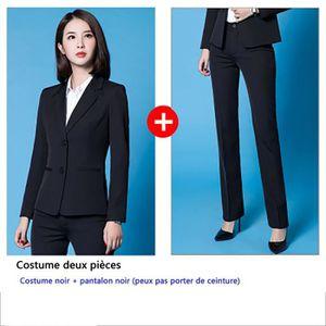 e7c491b1c8e995 Ensemble tailleur pantalon femme - Achat / Vente pas cher
