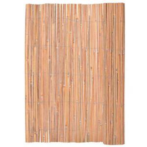 Cloture en bambou - Achat / Vente pas cher -