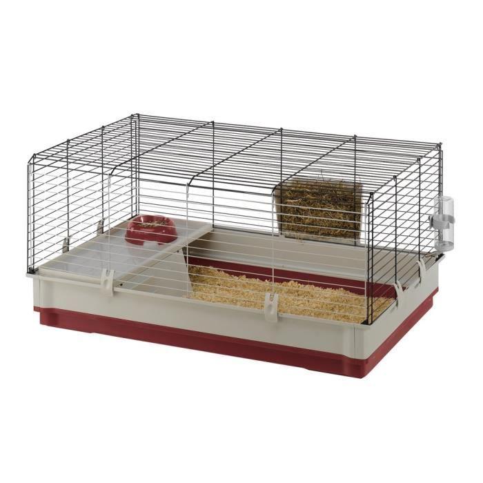 CAGE KROLIK LARGE Cage pour lapins