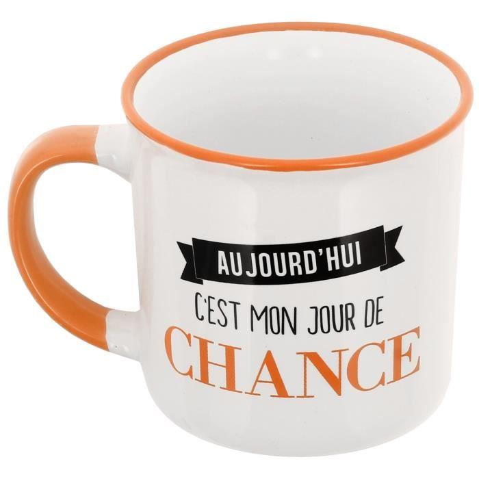 A Tasse Jour Mug C'est Chance Mon Café De Collection Aujourd'hui xeBrodC