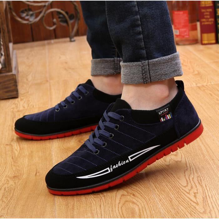 mode casual chaussures printemps et en automne pour hommes nouveaux sports'S chaussures pour hommes chaussures de … Qoi5GHyH