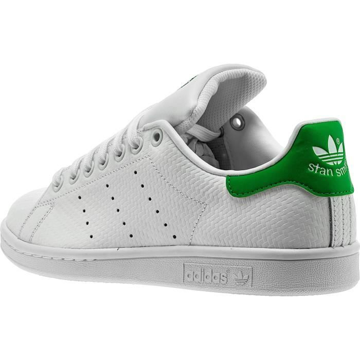 Adidas Chaussures Cuir Sport Stan Smith De rqwHxBr71
