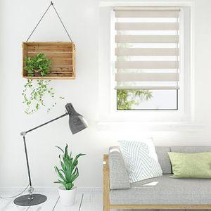 store jour nuit 90 cm achat vente store jour nuit 90 cm pas cher cdiscount. Black Bedroom Furniture Sets. Home Design Ideas