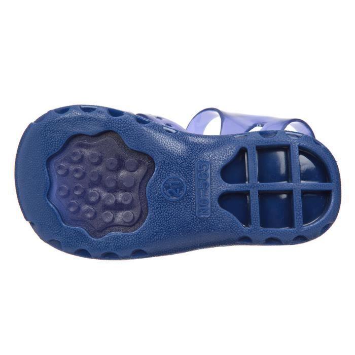 PAT Sandales PATROUILLE de Bleu Garçon Enfant Plage Imprimé gzBgrRwq