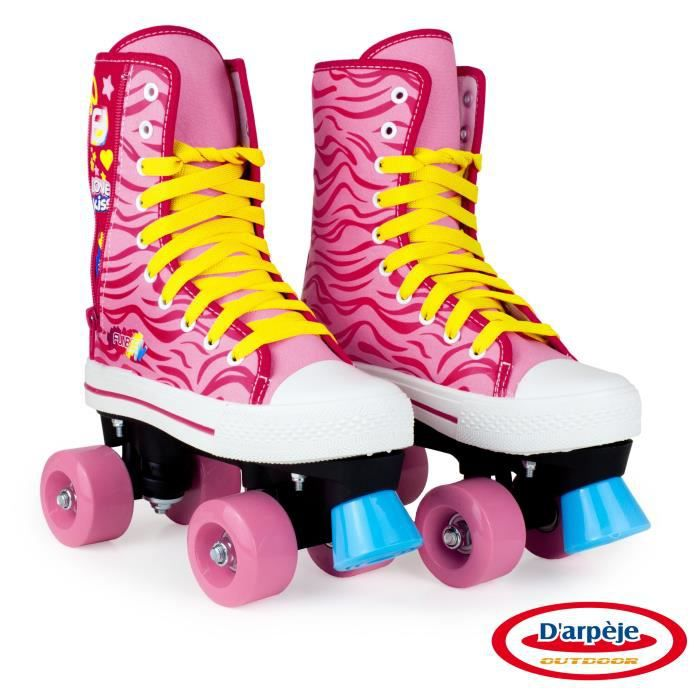 FUNBEE Colors - Patins à Roulettes Taille 33