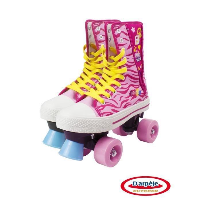 FUNBEE Colors - Patins à Roulettes Taille 35