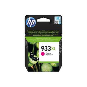 CARTOUCHE IMPRIMANTE HP 933XL Cartouche d'encre Magenta grande capacité