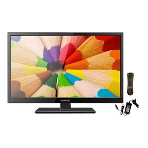 Téléviseur LED OCEANIC TV LED Camping Car Full HD 55cm (21,5'') 1