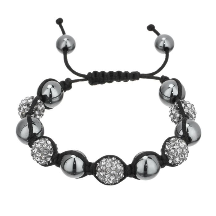 SHAMBASTAR Bracelet Shamballa Mixte