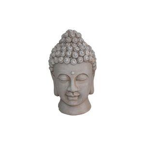 Tete bouddha jardin achat vente tete bouddha jardin for Tete de bouddha deco