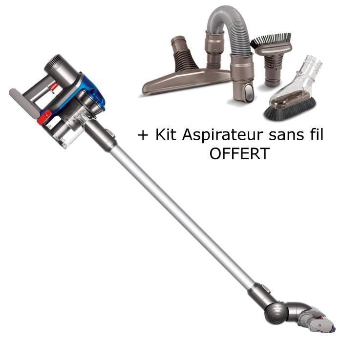 aspirateur à main dyson dc35 digital slim + kit aspirateur sans