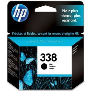 CARTOUCHE IMPRIMANTE HP 338 Cartouche d'encre Noir authentique (C8765EE