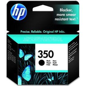 CARTOUCHE IMPRIMANTE HP 350 cartouche d'encre noire authentique pour HP
