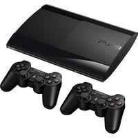 CONSOLE PS3 PS3 12 GO NOIRE + 2 DUAL SHOCK / PS3