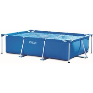 PISCINE INTEX Kit Piscine rectangulaire tubulaire L3,00 x