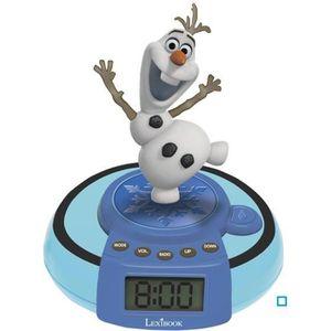 RÉVEIL ENFANT OLAF Radio reveil jumper Lexibook