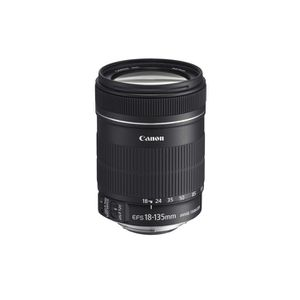 OBJECTIF Canon EF-S 18-135 mm f/3,5-5,6 IS