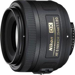 OBJECTIF NIKON AF-S DX NIKKOR 35mm f/1,8 G Objectif pour ap