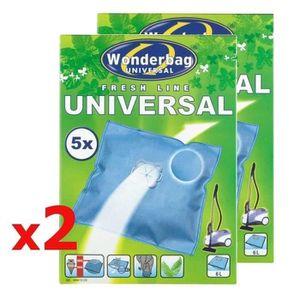 SAC ASPIRATEUR WPRO WB415-MW Sac pour aspirateur : UNIVERSELx2