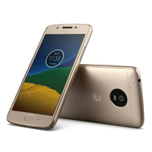 SMARTPHONE Motorola Moto G5 Double SIM 16 Go Or