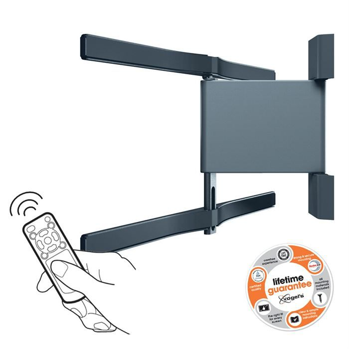 Vogel S Thin355rc Motorise Tv 32 A 52 Fixation Support Tv