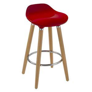 tabouret de bar achat vente tabouret de bar pas cher cdiscount. Black Bedroom Furniture Sets. Home Design Ideas