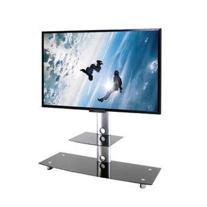 meuble pour tv 65 pouces achat vente meuble pour tv 65 pouces pas cher cdiscount. Black Bedroom Furniture Sets. Home Design Ideas