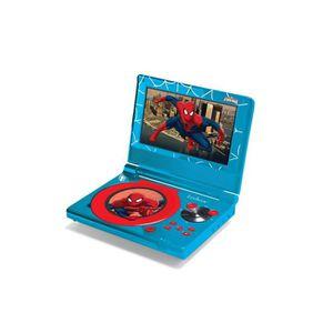 LECTEUR DVD ENFANT SPIDERMAN Lecteur DVD Portable Lexibook