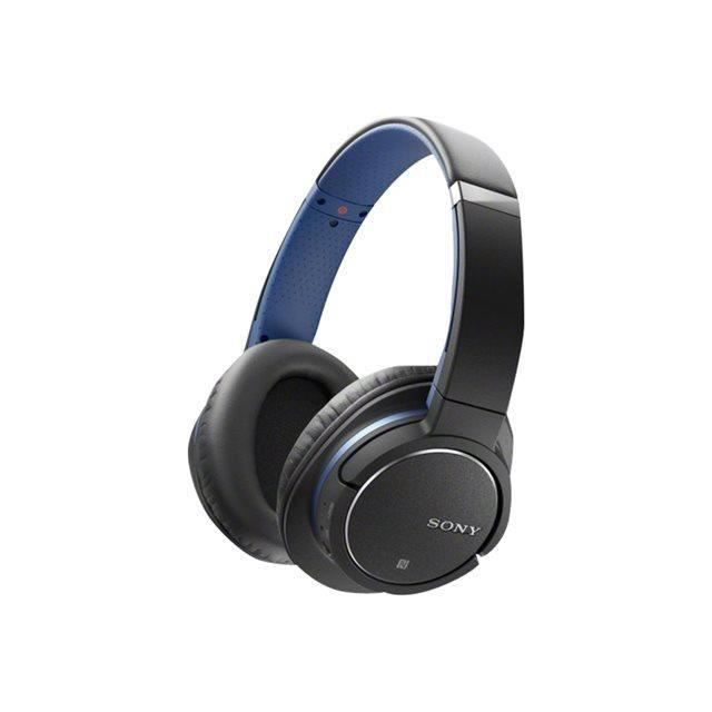 Sony Mdrzx770bnlce7 Casque Arceaux Bluetooth / Nfc - Réduction De Bruit Bleu