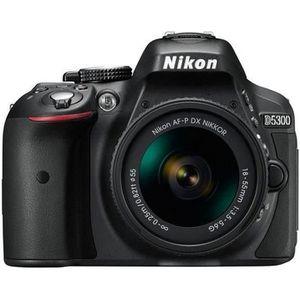 APPAREIL PHOTO RÉFLEX NIKON D5300 Appareil photo reflex Débutant avec ob