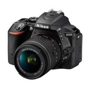 APPAREIL PHOTO RÉFLEX NIKON D5500 Noir + AF-P 18-55VR Appareil photo ref