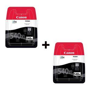 CARTOUCHE IMPRIMANTE Canon cartouche PG-540 XL Noir x2