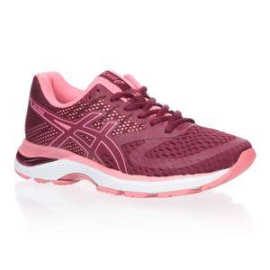 new product 5b859 1b613 CHAUSSURES DE RUNNING ASICS Baskets Gel-Pulse 10 - Femme - Rose