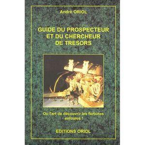 HISTOIRE ANTIQUE Guide du prospecteur et du chercheur de trésors. O
