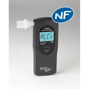 ETHYLOTEST Ethylotest électronique DA 7100 FR1