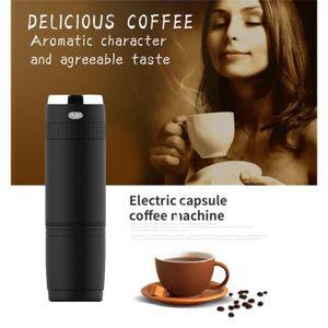 MACHINE À CAFÉ Machine à café Voyage Machine à café portable comp