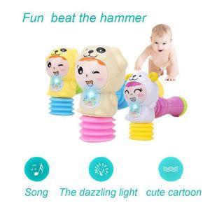 MARTEAU jouets éducatifs de la petite enfance avec le mart