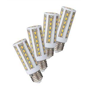 AMPOULE - LED 4 pcs E27 8 W AC 220 V-240 V 42 SMD 5630 LED 3500