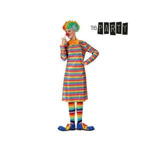 DÉGUISEMENT - PANOPLIE Déguisement pour Adultes Th3 Party 3857 Femme clow