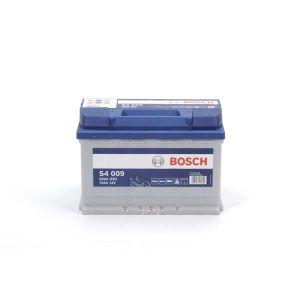 BATTERIE VÉHICULE BOSCH Batterie Auto S4009 74Ah 680A / + à gauche